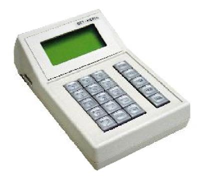 データ入力システム(マルチユーザーターミナル)